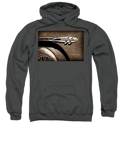 1953 Hudson Hornet Side Emblem Sweatshirt