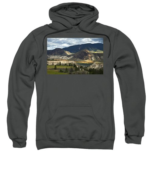 Along The River  Sweatshirt