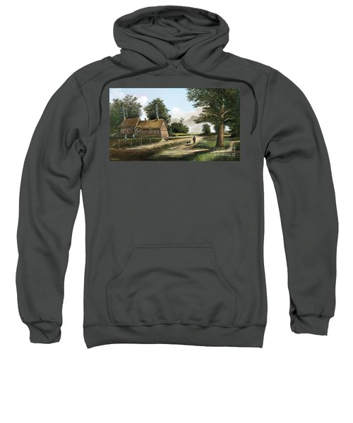 Anne Hathaway's Cottage Sweatshirt