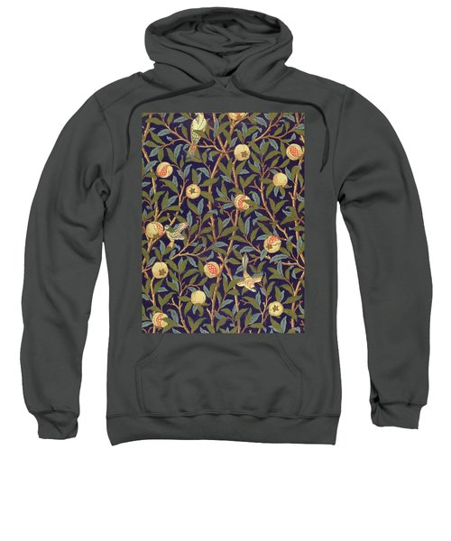 Bird And Pomegranate Sweatshirt