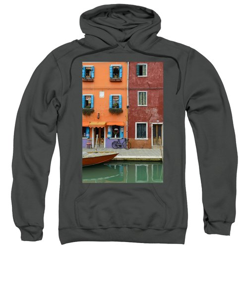 Burano Italy Sweatshirt