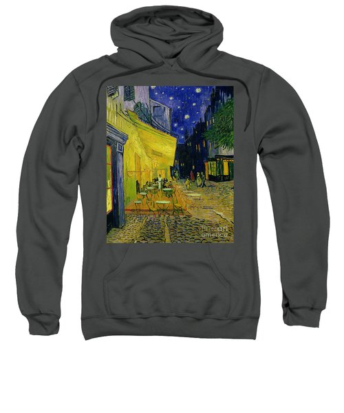 Cafe Terrace Arles Sweatshirt