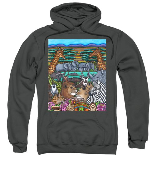Colours Of Africa Sweatshirt