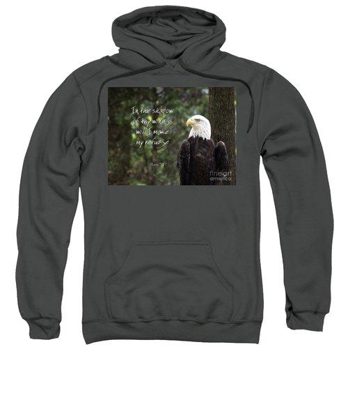 Eagle Scripture Sweatshirt