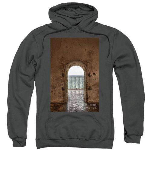 Fort Castillo San Felipe Del Morro Sweatshirt