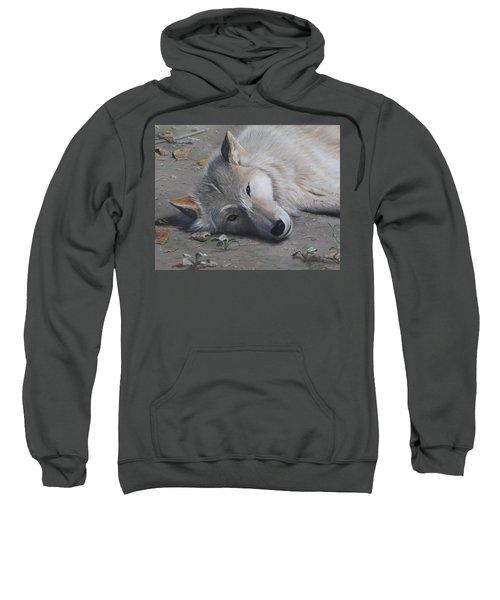 Just A Little Break Sweatshirt