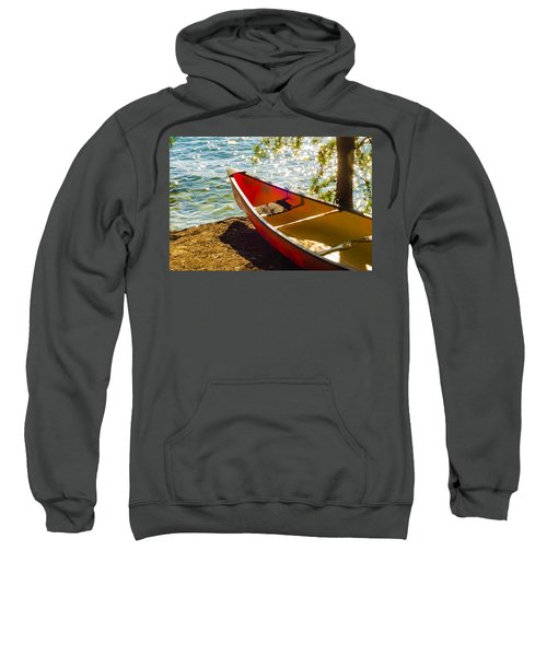 Kayak By The Water Sweatshirt