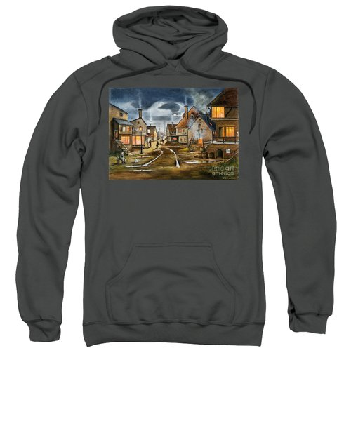 Lady At The Window Sweatshirt