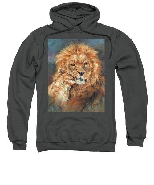 Lion Love Sweatshirt