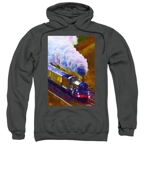 Making Smoke Sweatshirt