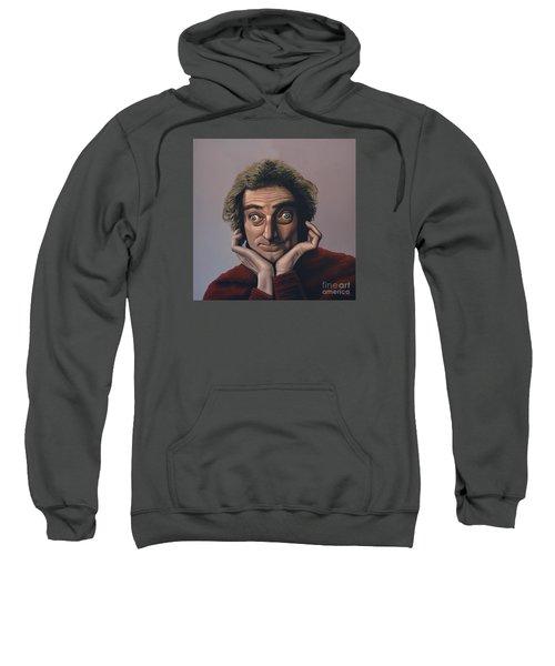 Marty Feldman Sweatshirt by Paul Meijering