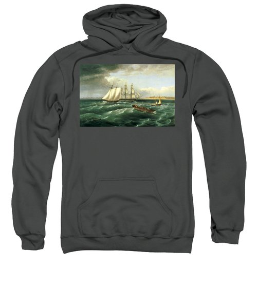 Mouth Of The Delaware Sweatshirt