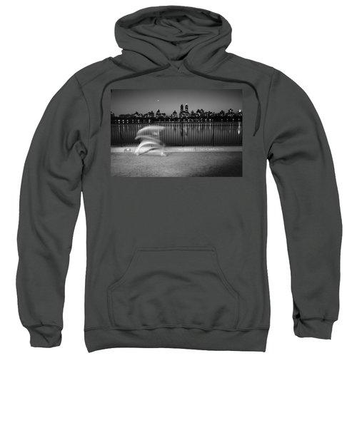Night Jogger Central Park Sweatshirt