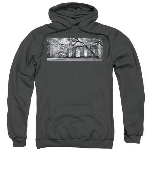 Old Sheldon Church - Side View Sweatshirt