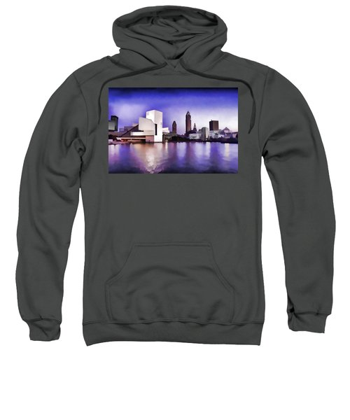 Rock And Roll Hall Of Fame - Cleveland Ohio - 3 Sweatshirt