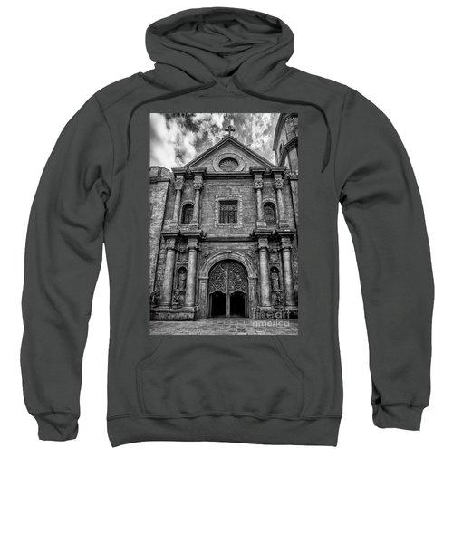 San Agustin Church  Sweatshirt
