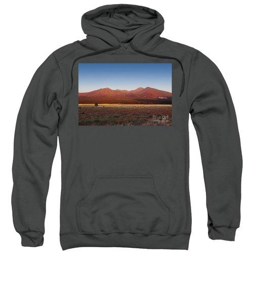 San Francisco Peaks Sunrise Sweatshirt