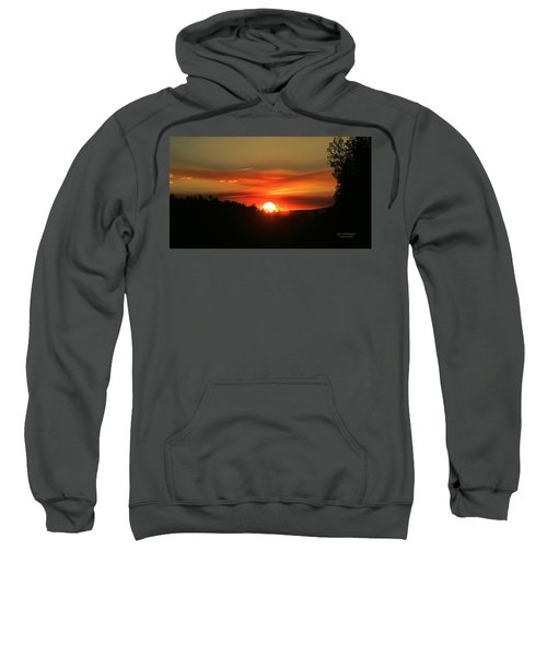 Smokin' Payson Sunset Sweatshirt