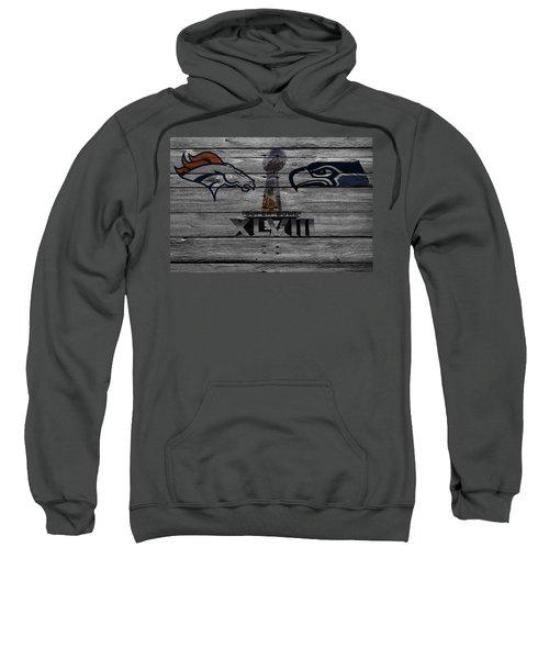 Super Bowl Xlviii Sweatshirt