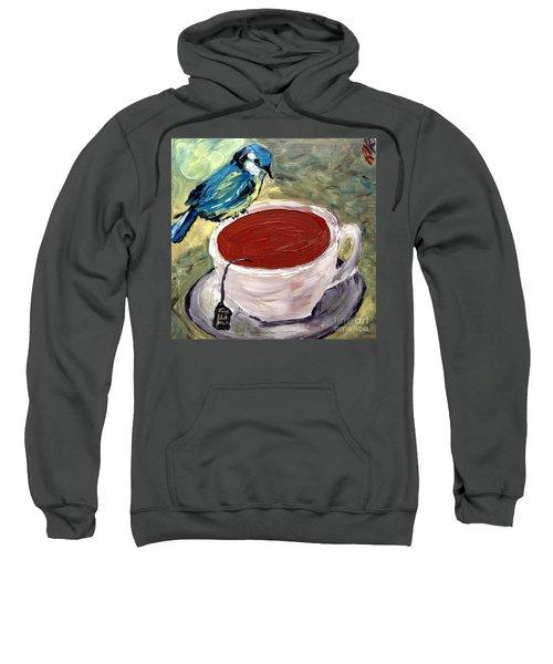 Tea Time  Sweatshirt