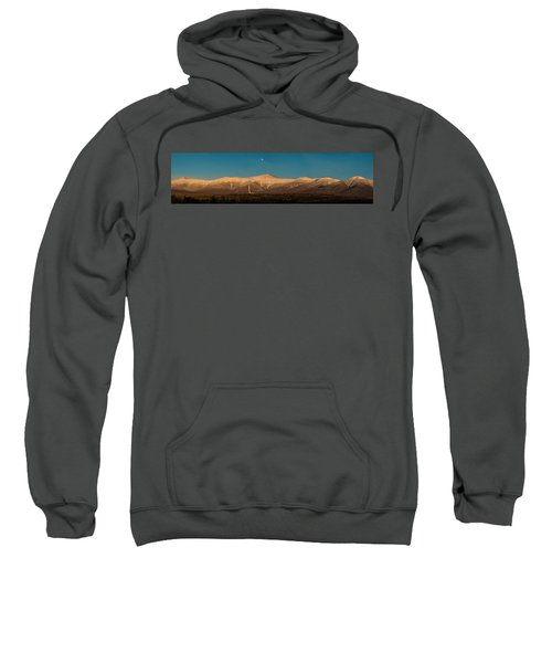 The Presidential Range White Mountains New Hampshire Sweatshirt