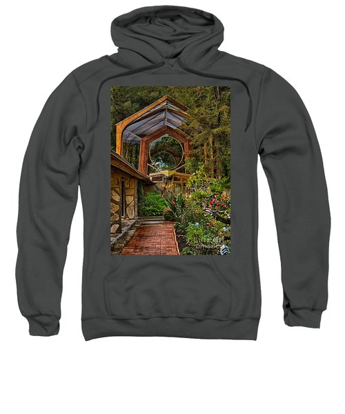 The Wayfarers Chapel Sweatshirt