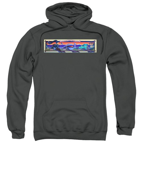 Trains Of Pine Mountain Sweatshirt