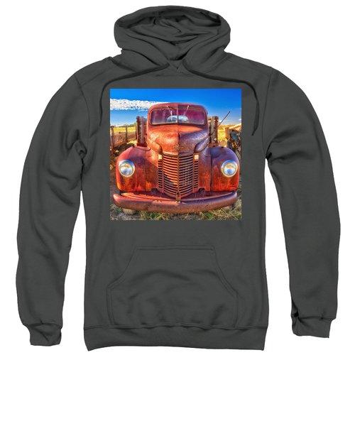International Rust Sweatshirt