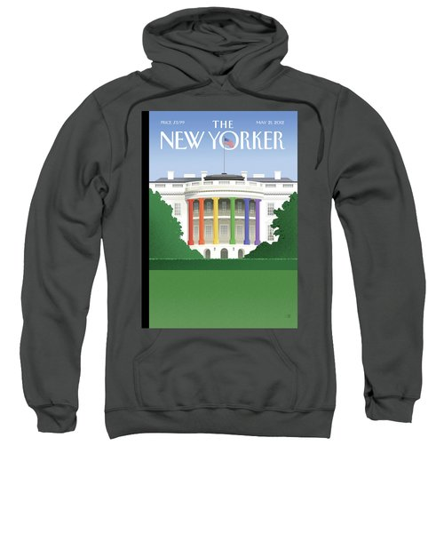 New Yorker May 21st, 2012 Sweatshirt