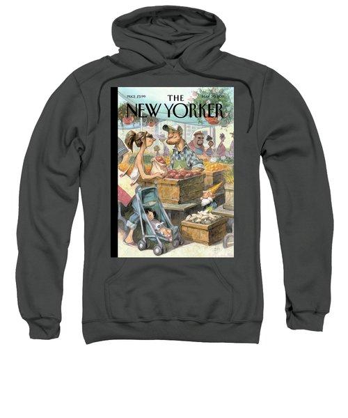 New Yorker May 30th, 2011 Sweatshirt