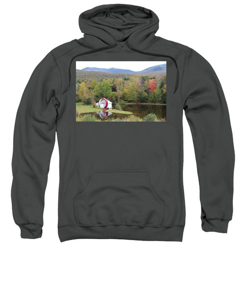 White Mountains Indian Head Nh Sweatshirt