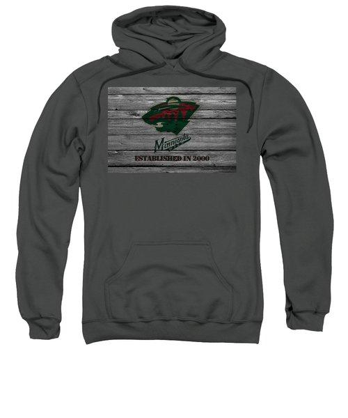 Minnesota Wild Sweatshirt