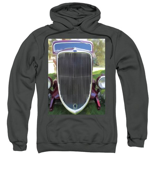 1933 Ford Grille Sweatshirt