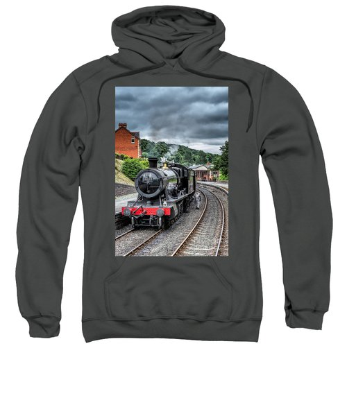 1938 Steam Loco Sweatshirt