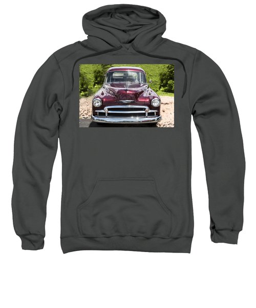 1950 Chevrolet Beauty Sweatshirt