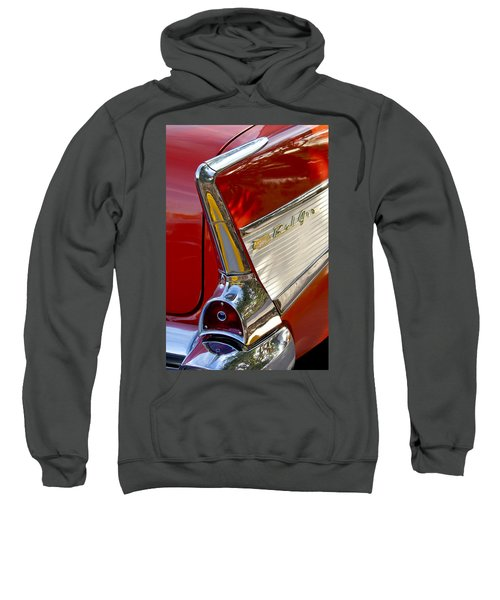 1957 Chevrolet Belair Taillight Sweatshirt