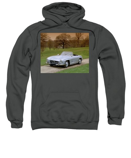 1957 Mercedes Benz 300sl 3.0 Litre Sweatshirt