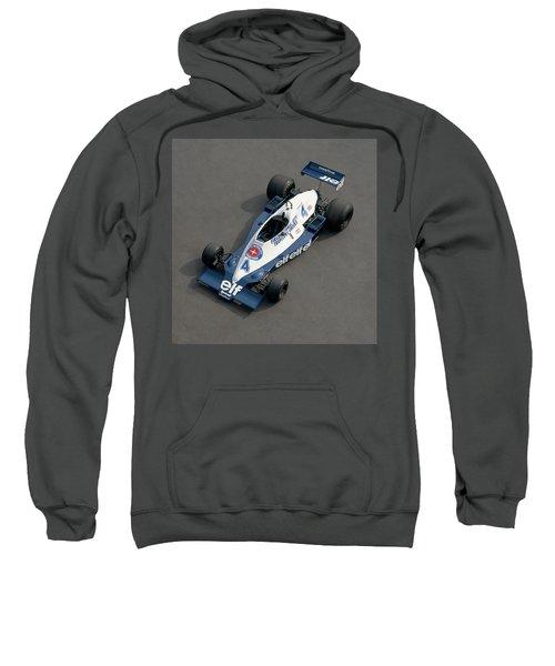1978 Tyrrell-cosworth 3.0 Litre F1 Sweatshirt