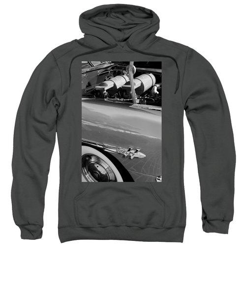 1953 Hudson Hornet Sedan Engine Sweatshirt