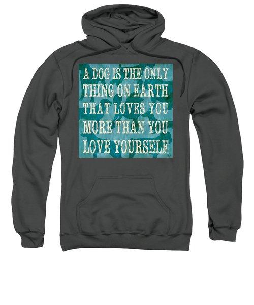 A Dog Sweatshirt