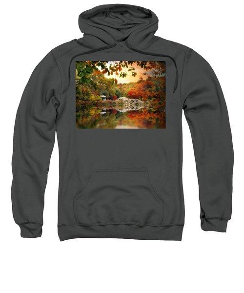 Autumn At Hernshead Sweatshirt