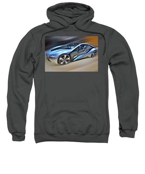 B M W  Edrive I8  Concept  2014 Sweatshirt