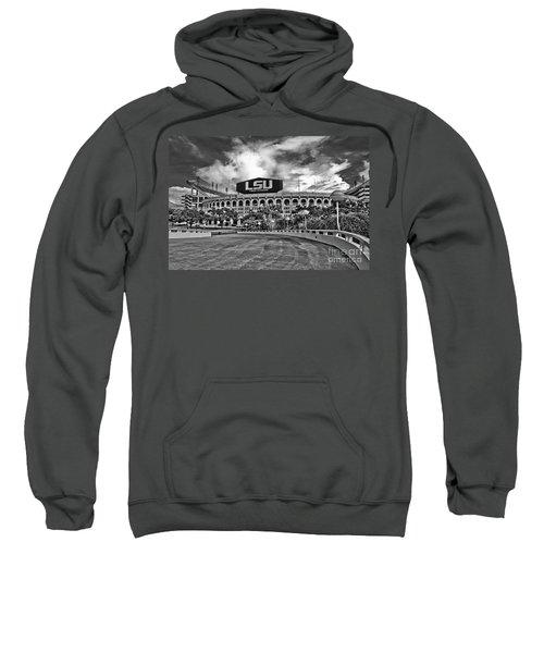 Death Valley - Hdr Bw Sweatshirt