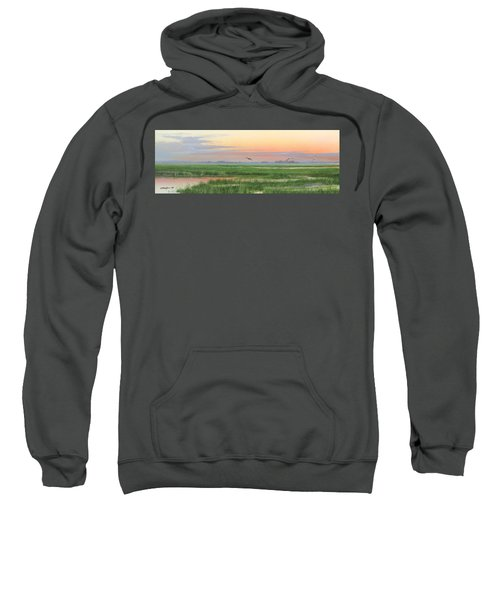 Divine Whisper Sweatshirt