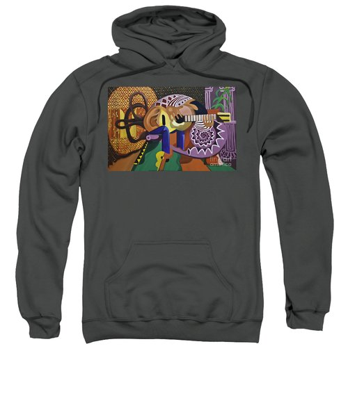 The Guitarist Sweatshirt