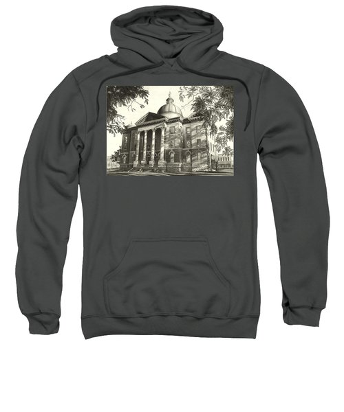 Hays County Courthouse Sweatshirt