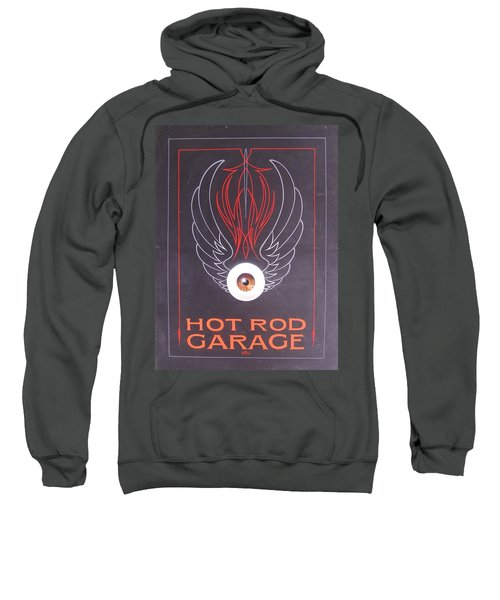 Hot Rod Garage Sweatshirt