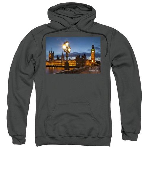 House Of Parliament Sweatshirt
