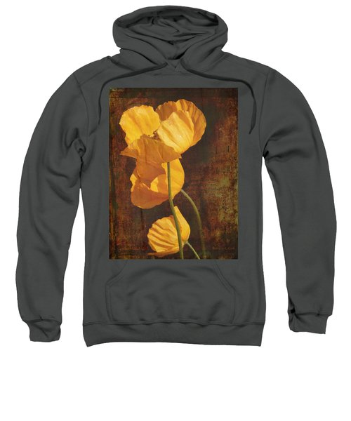 Icelandic Poppy Sweatshirt by Bellesouth Studio