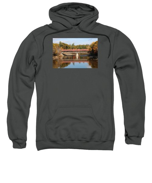 Nh Covered Bridge  Sweatshirt